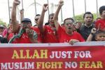 Allah Just For Muslim~PERKASA
